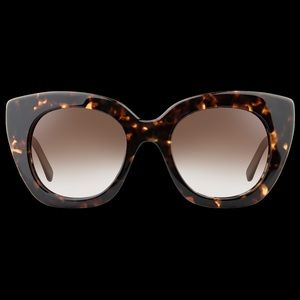 de2cb678fc7a1 kate spade Accessories - Kate Spade Narelle Tortoise Sunglasses w Case
